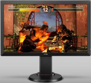 BenQ RL2460HT monitor