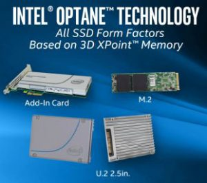 intel optane technology