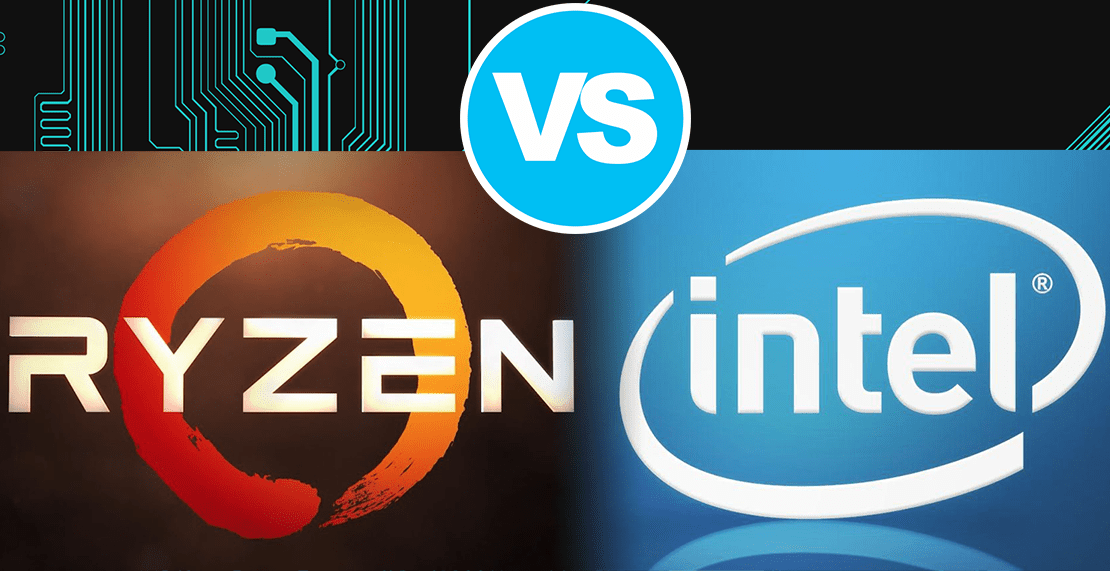 intel vs ryzen